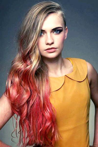 Фото - Пофарбувати волосся