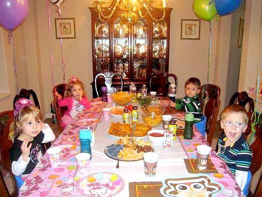 Фото - Як відзначити день народження вдома?