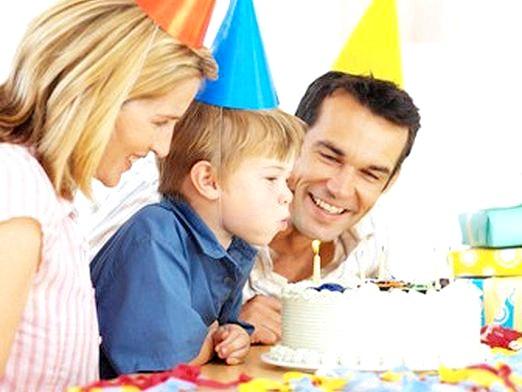 Фото - Як відзначити день народження дитини?