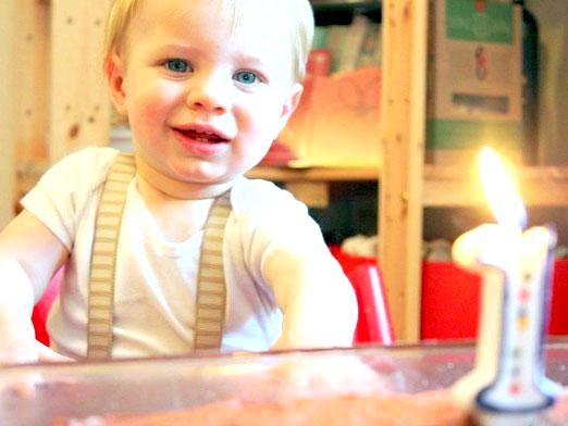 Фото - Як відзначити рочок дитині?