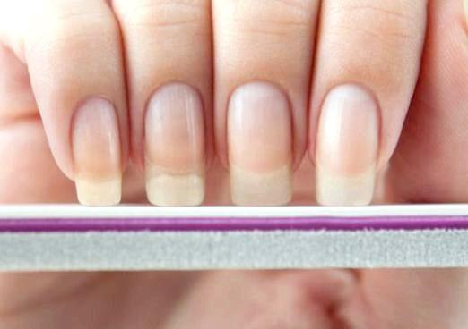 Фото - Як пиляти нігті?