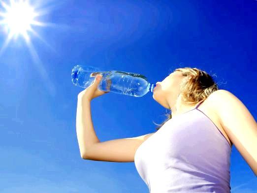 Фото - Як пити воду?