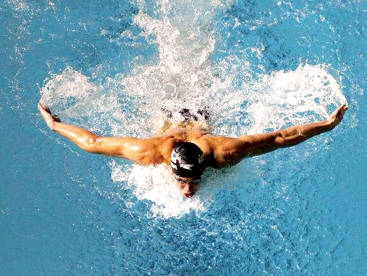 Фото - Як плавати батерфляєм?