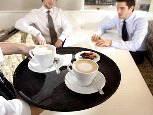 Фото - Як подавати каву?