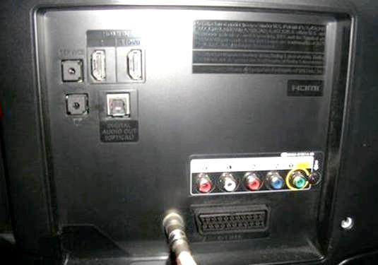 Фото - Як підключити LED-телевізор?