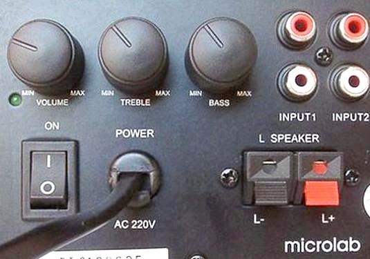 Фото - Як підключити microlab?