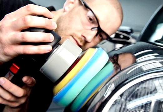 Фото - Як полірувати машину?
