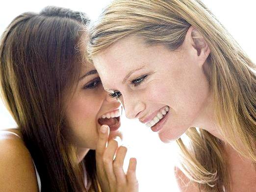Фото - Як помиритися з подругою?