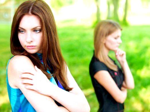 Фото - Як попросити вибачення у подруги?