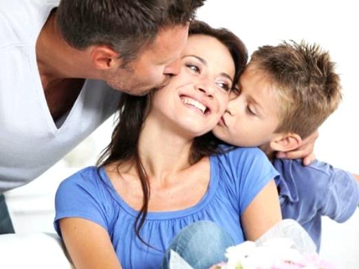 Фото - Як привітати маму?