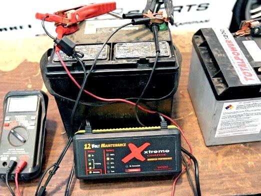Фото - Як правильно заряджати акумулятор?