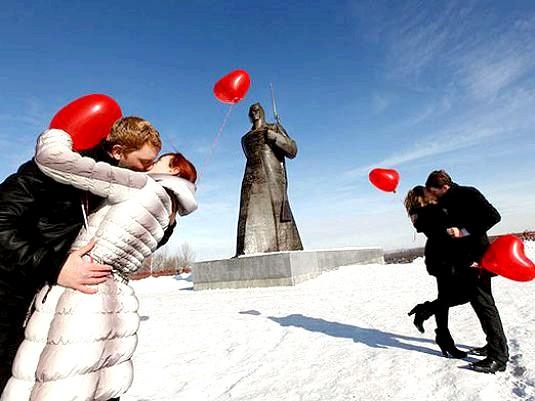 Фото - Як святкують день Святого Валентина?