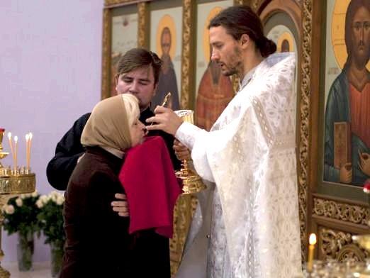 Фото - Як причаститися в церкві?