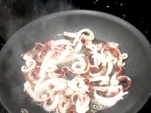 Фото - Як приготувати кальмари?