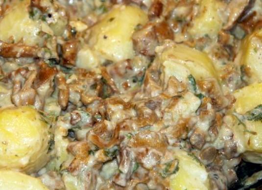 Фото - Як приготувати картоплю на сковороді?