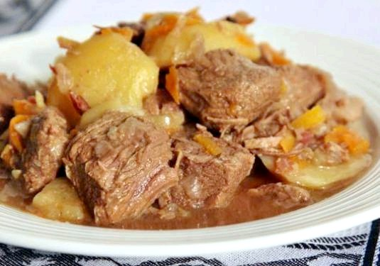 Фото - Як приготувати тушковане м'ясо?