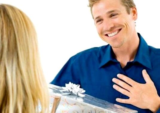 Фото - Як приймати подарунки?