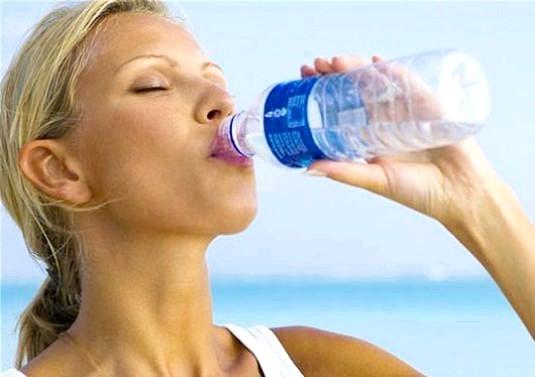 Фото - Як приймати воду?