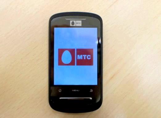 Фото - Як прошити МТС телефон?