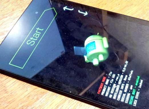 Фото - Як прошити планшет Андроїд?