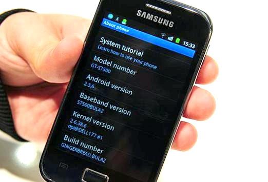 Фото - Як прошити Samsung Galaxy Ace?