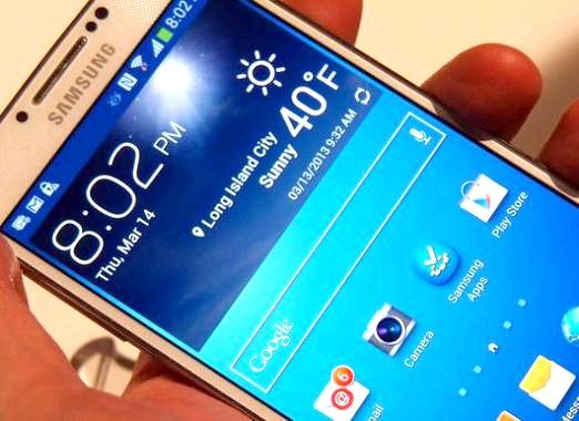Фото - Як прошити Samsung Galaxy S4?