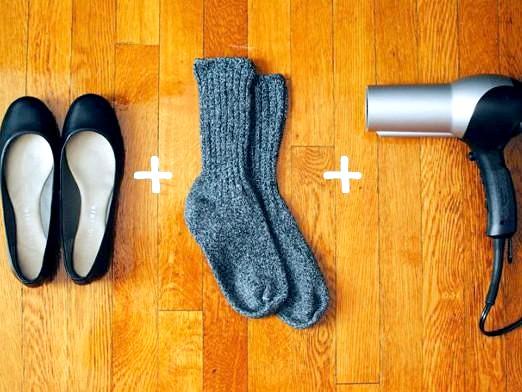 Фото - Як розтягнути взуття?