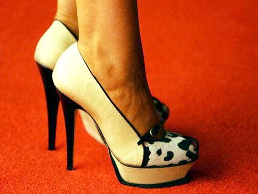 Фото - Як розносити туфлі?