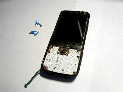 Фото - Як розібрати Nokia N73?