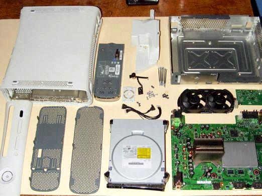 Фото - Як розібрати Xbox?