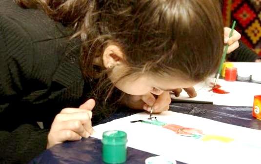 Фото - Як дитина малює?