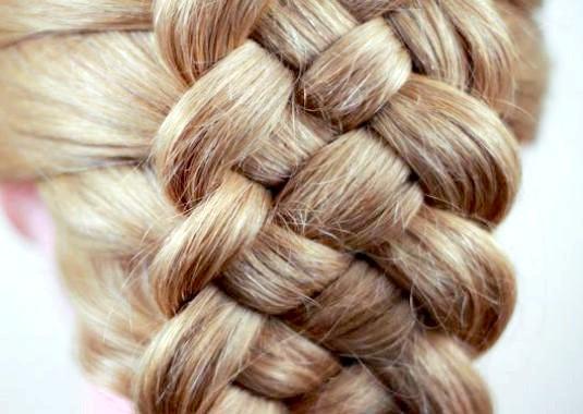 Фото - Як самої заплести волосся?