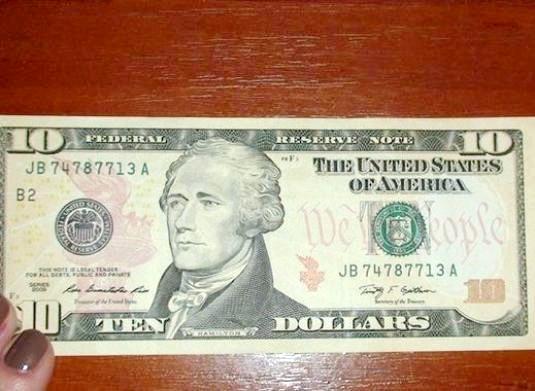 Фото - Як зробити з паперу гроші?