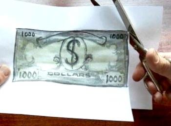 Фото - Гроші з паперу