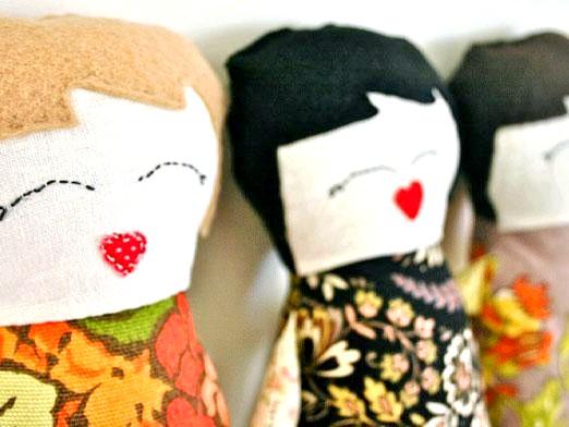 Фото - Як зробити ляльку з тканини?