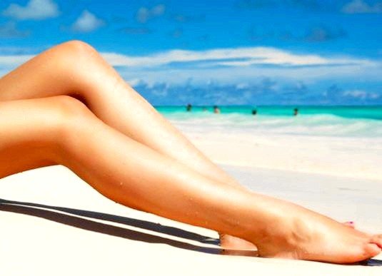 Фото - Як зробити ноги стрункіше?