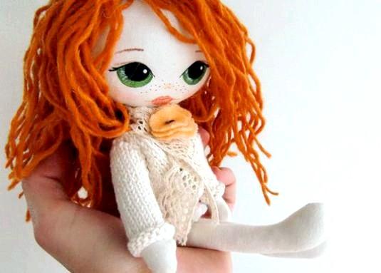 Фото - Як зробити руки для ляльки?