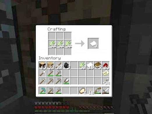 Фото - Як зробити в Minecraft папір?