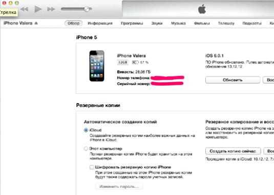 Фото - Як синхронізувати iPhone з iTunes?