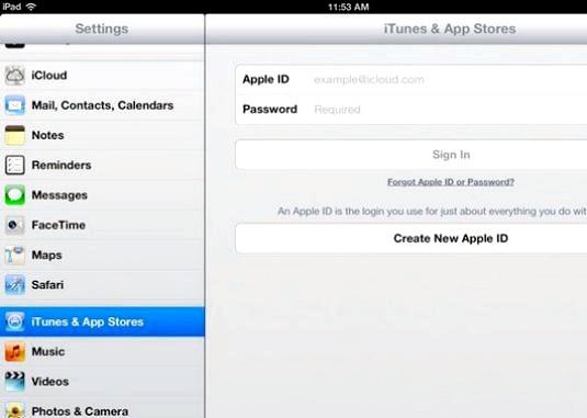 Фото - Як змінити Apple ID?
