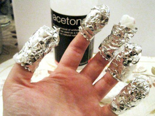 Фото - Як зняти акрилові нігті?