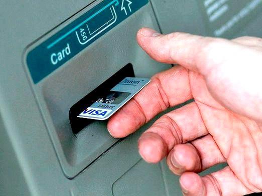 Фото - Як зняти гроші з банкомату?