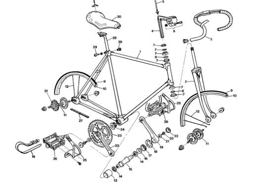 Фото - Як збирати велосипед?