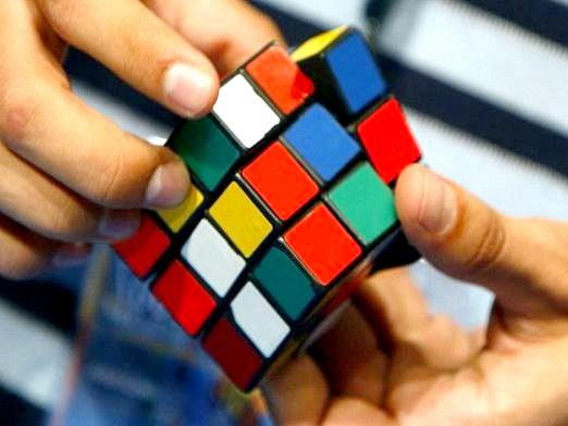 Фото - Як зібрати хрест в кубика Рубіка?