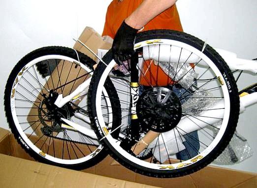 Фото - Як зібрати велосипед?