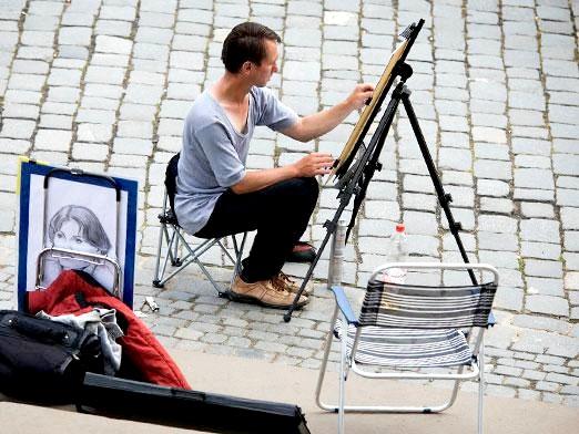 Фото - Як стати художником?