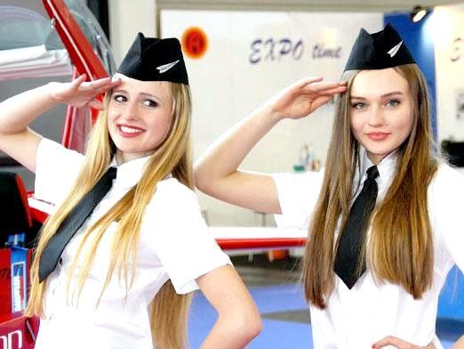 Фото - Як стати стюардесою?