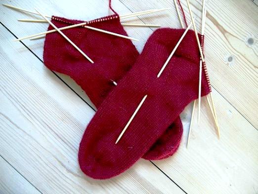 Фото - Як зв'язати чоловічі шкарпетки?