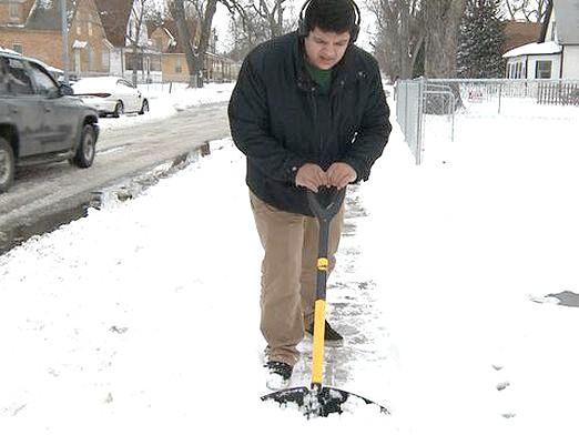Фото - Як прибрати сніг?