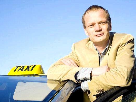Фото - Як влаштуватися в таксі?